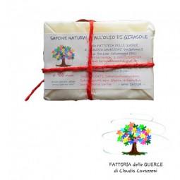 Saponetta Naturale all'Olio di Girasole - 1
