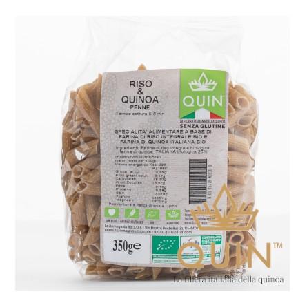 Penne di riso e quinoa - 1
