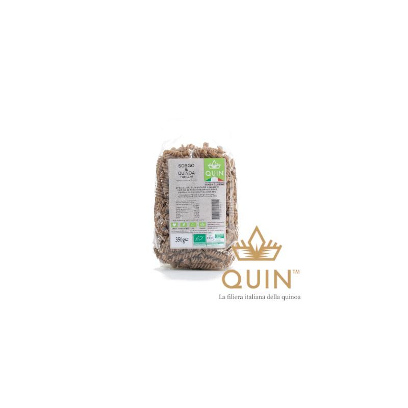 Fusilli di sorgo e quinoa - 1